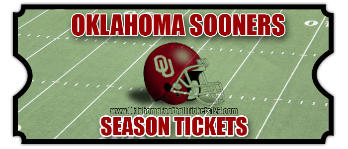 2020 Oklahoma Sooners Season Football Tickets | All Home Dates