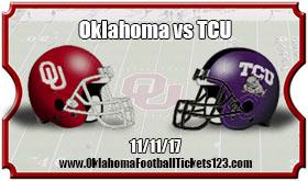 2017 Oklahoma Sooners Football Tickets | Season | All Games