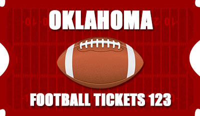 Oklahoma Football Tickets 123 Logo